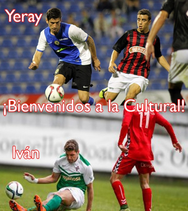 Yeray e Iván